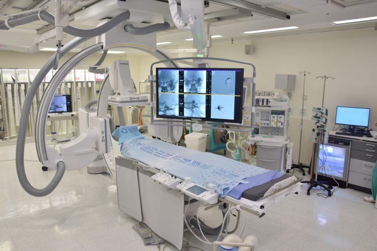 חדר ניתוח שערי צדק (צילום: דוברות שערי צדק)