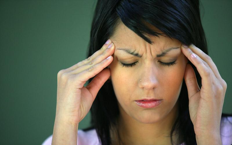 אילוסטרציה כאבי ראש (צילום: א.ס.א.פ קריאייטיב INGIMAGE2)