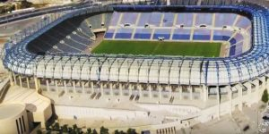 איצטדיון טדי (צילום הדמיה: מור דגן)