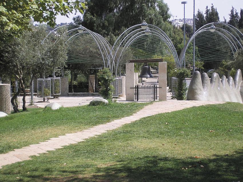 גן הפעמון (צילום: deror avi)