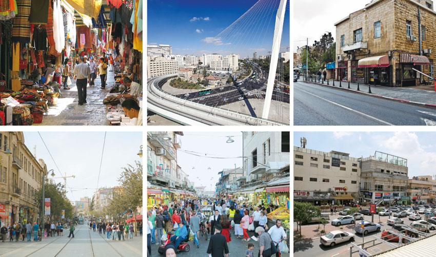 """תוצאות משאל """"כל העיר"""" – זה האזור בירושלים שהכי צריך פיתוח"""
