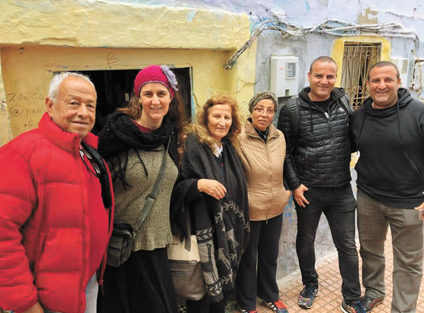 מומי דהן והמשפחה (צילום: אינסטגרם)