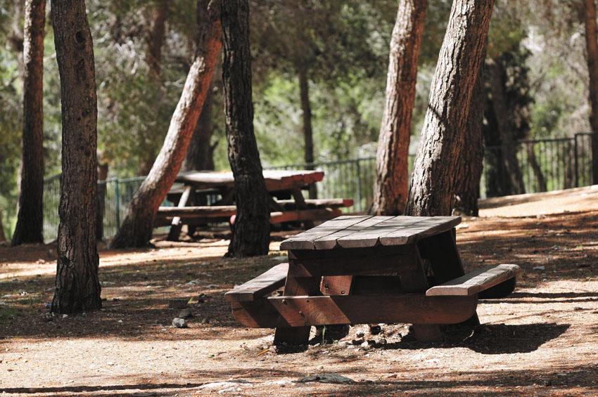 פארק גילה (צילום: אוריה תדמור)