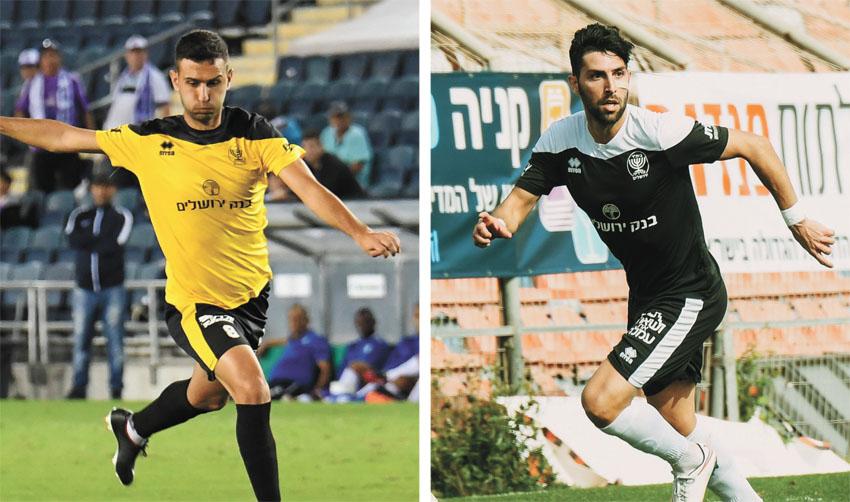 אוראל חורב, אביתר ברוכיאן (צילומים: ינון פוקס)