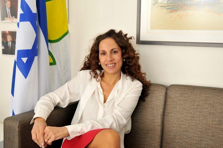 """יוהנה ארביב-פרוג'ה, נשיאת הקרן לירושלים הפורשת (צילום: יח""""צ)"""