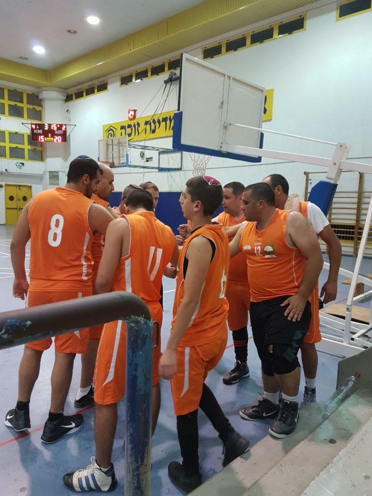 ליגת הכדורסל (צילום: באדיבות עיריית ירושלים)