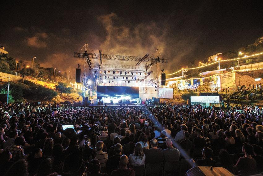 אירועי יום ירושלים בשנה שעברה (צילום: סוכנות הצילום שמואל כהן)