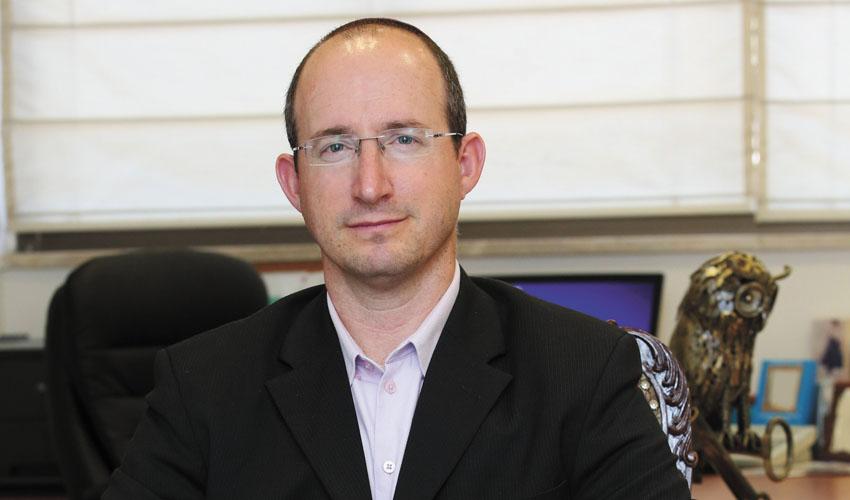 """ד""""ר ישי פאליק (צילום: באדיבות מאוחדת ירושלים)"""