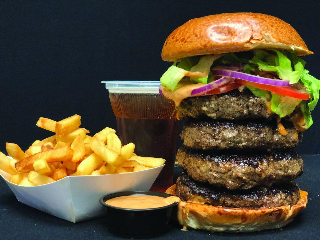 ממפיס המבורגר (צילום: ממפיס)