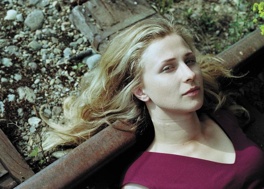 מאשה אליוכינה (צילום: טאיסייה קרוגוביץ)