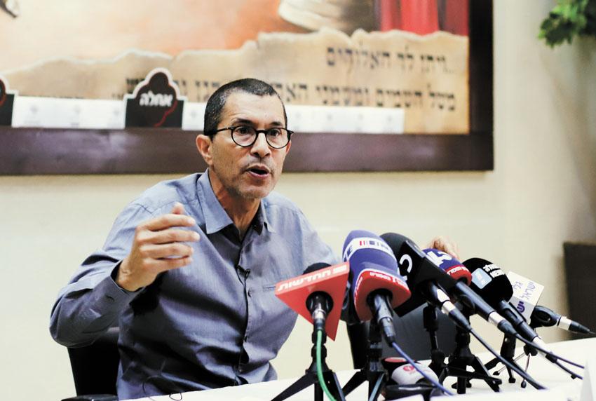 אלי טביב (צילום: אורן בן-חקון)