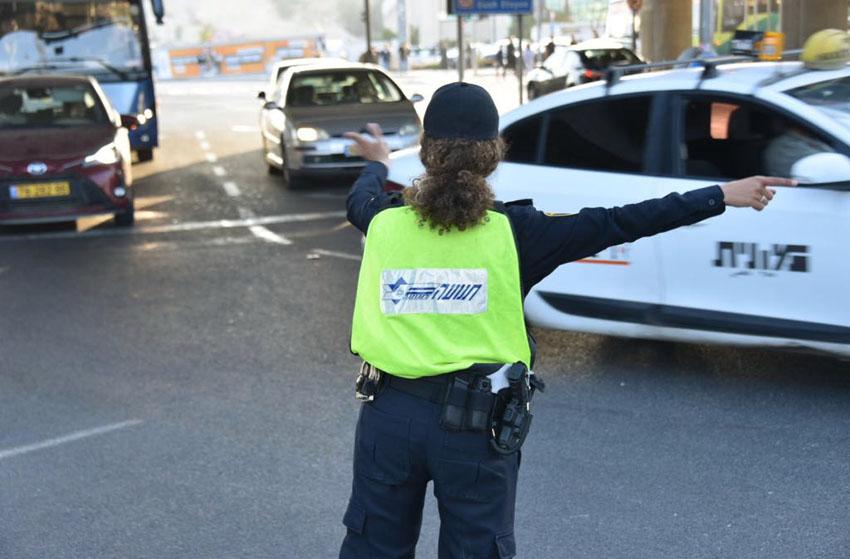 משטרה שוטרים (צילום: דוברות המשטרה)