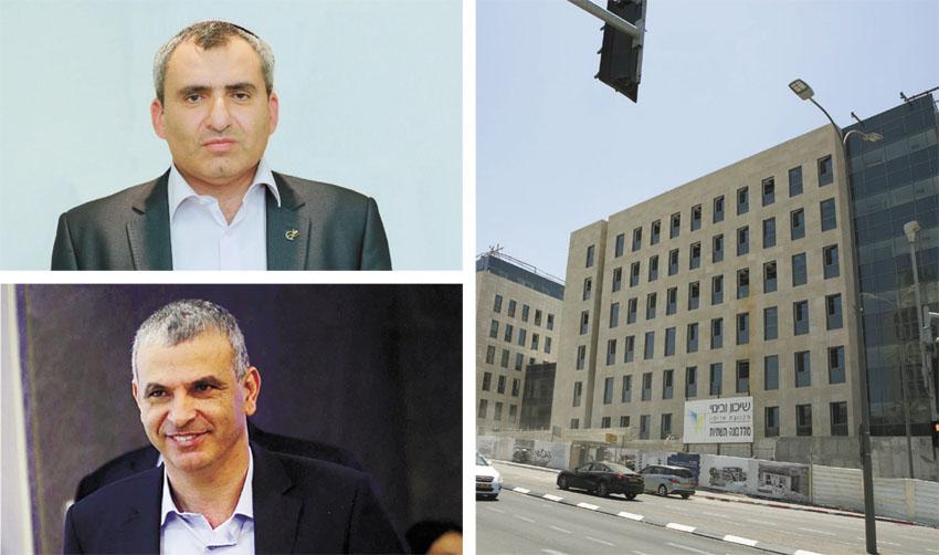 הם מפחדים? שרי הממשלה סירבו לאשר החלטה להעברת היחידות הארציות לירושלים