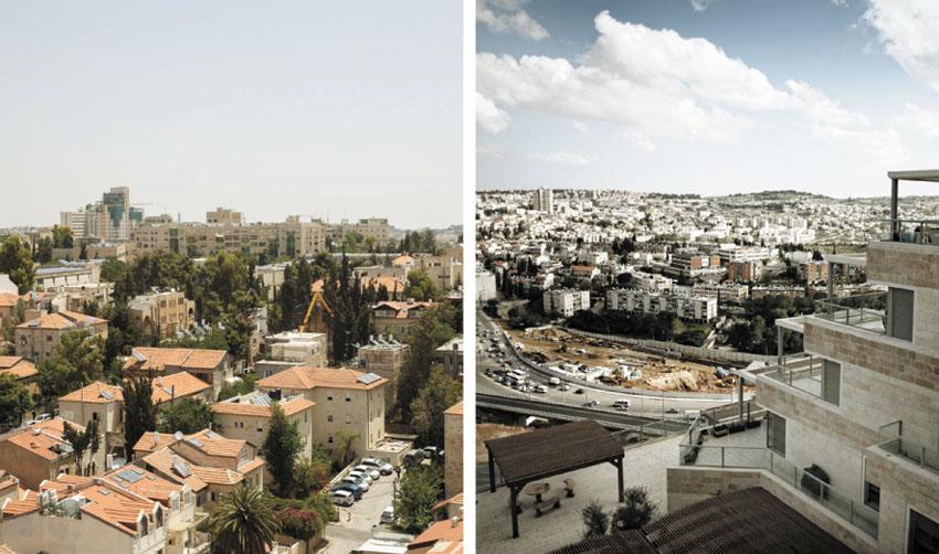 בנייה בירושלים, ירושלים (צילומים: יובל טבול, אמיל סלמן)