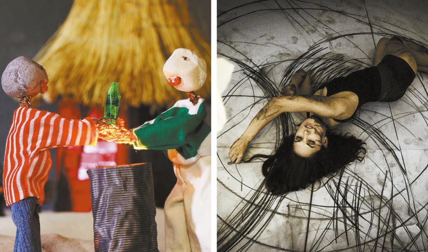 """פסטיבל האמנות """"מוסררה מיקס"""" חוזר: תערוכות, מיצגים והופעות"""