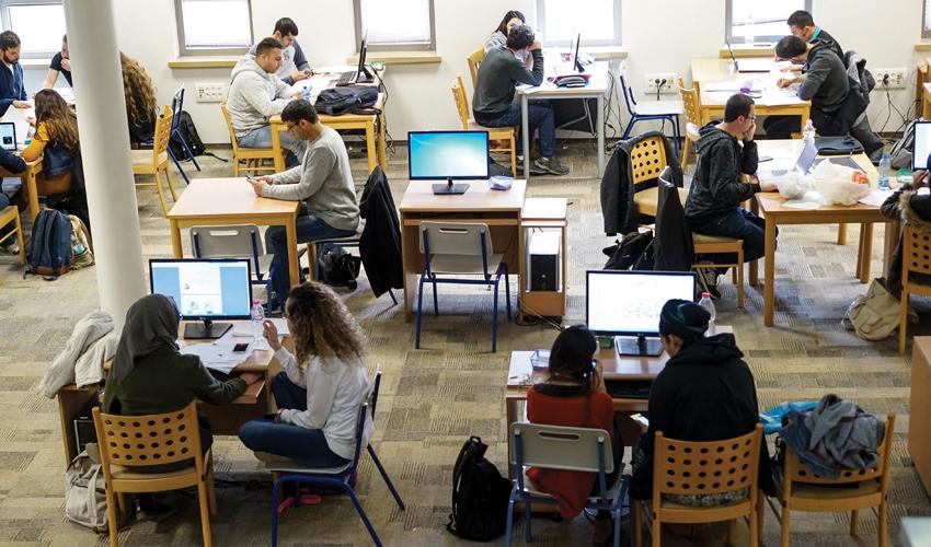 מכללה אקדמית הדסה (צילום: ליאור דסקל)