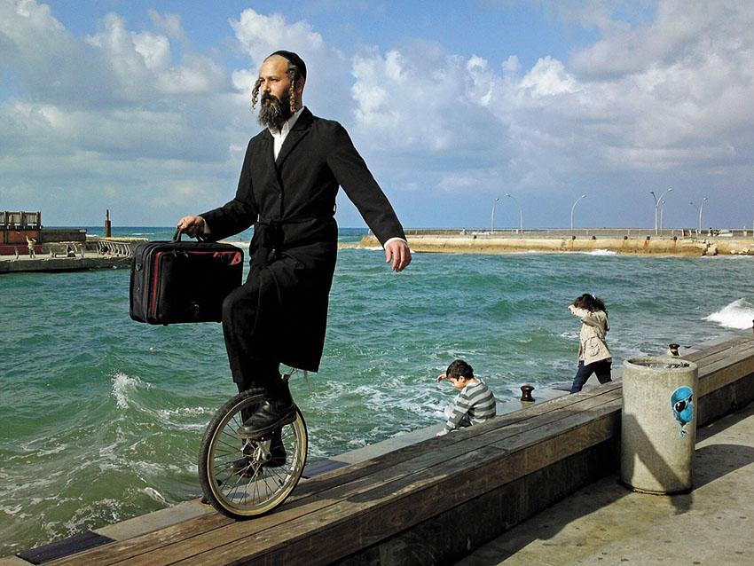 מתוך התערוכה של אבי ישראל (צילום: אבי ישראל)