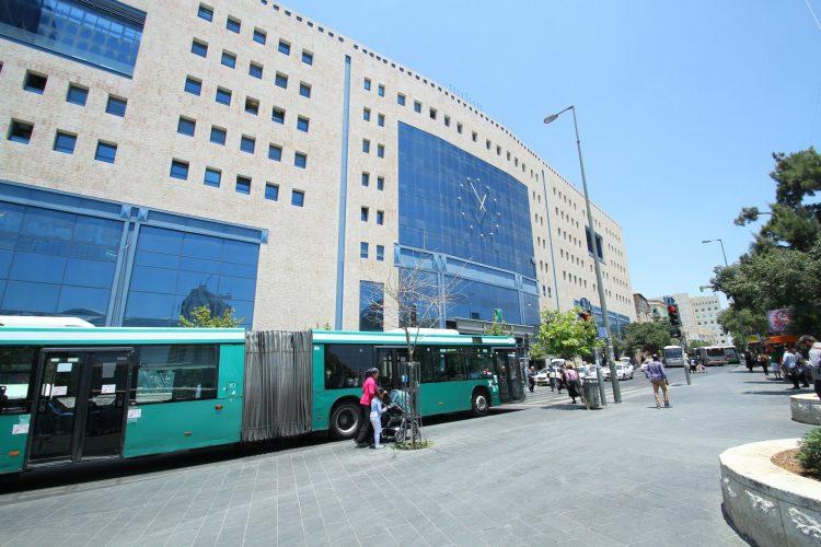 התחנה המרכזית (צילום: ארנון בוסאני)