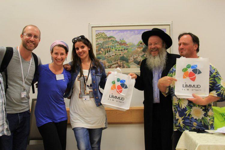 מפגש פעילי לימוד בירושלים בשנת 2017 (צילום: דניאל רולינג)