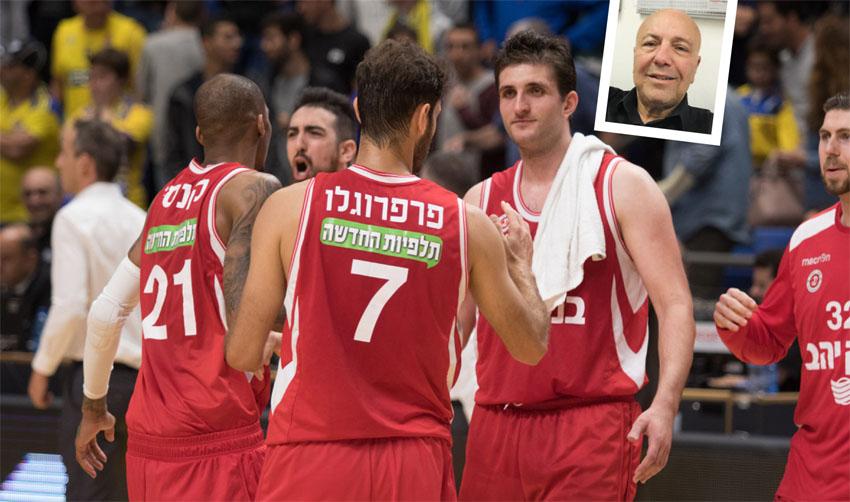 רמי מנדל, הפועל ירושלים (צילום: ניר קידר)