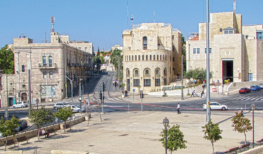 סיפור קצר לשבת מאת חיים ברעם: אהבת החיים של נילי בירושלים
