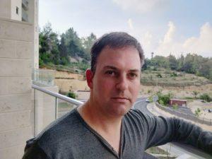 רפאל יונתן לאוס, פסיכולוג קליני (צילום: פרטי)