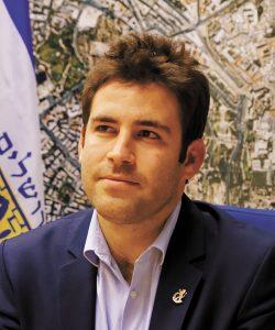 עופר ברקוביץ (צילום: שרון גבאי)