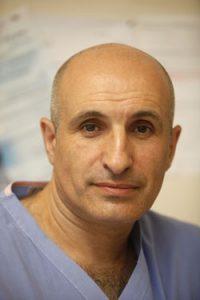 פרופ' בוריס צ'רטין (צילום: דוברות שערי צדק)