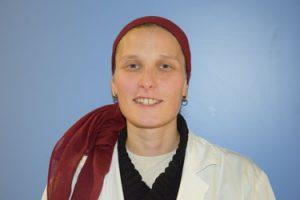 """ד""""ר שירה מרקוביץ', רופאה בכירה במחלקה לנוירולוגיה במרכז הרפואי שערי צדק (צילום: דוברות שערי צדק)"""