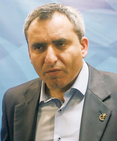 זאב אלקין (צילום: מרק ישראל סלם)