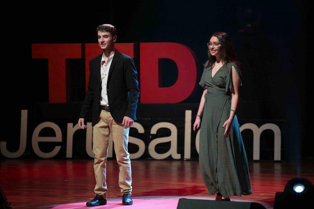 """אירוע TEDx לצעירים בירושלים (צילום: יח""""צ)"""