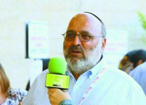"""פיליפ חדד, מנכ""""ל בייבילנד (צילום: ארנון בוסאני)"""