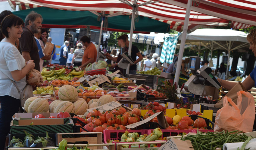 מהפיאצה לשוק מחנה יהודה: מזל עם טור של געגוע עז לירושלים