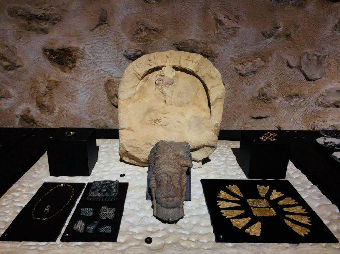 המוזיאון הנוצרי הראשון בעיר העתיקה (צילום: Neva Gasparo)