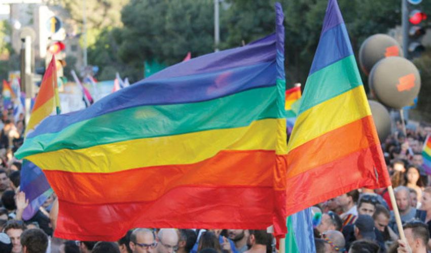 מצעד הגאווה בירושלים, 2016 (צילום: אורן בן-חקון)