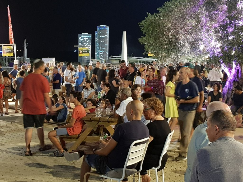 פסטיבל בירה כפרית במטה יהודה (צילום: חני בן יהודה)