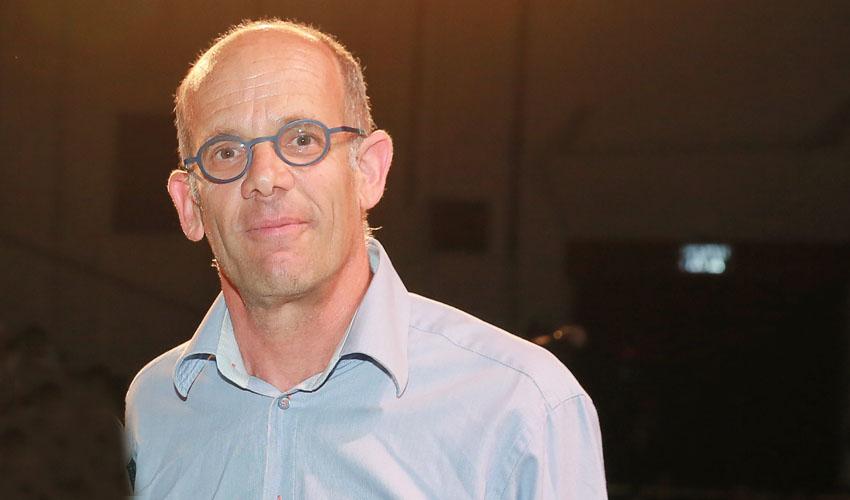 """ד""""ר עופר מרין (צילום: ארנון בוסאני)"""