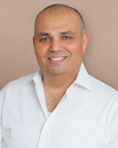 אמיר אזרף (צילום: משרד אמירים פתרונות נדל''ן)