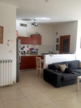 הדירה ברחוב פרימו לוי, ארנונה (צילום: אורלי רז)