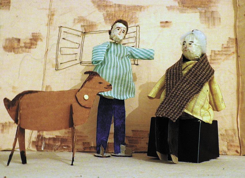 """סדנת בובות (צילום: יח""""צ)"""