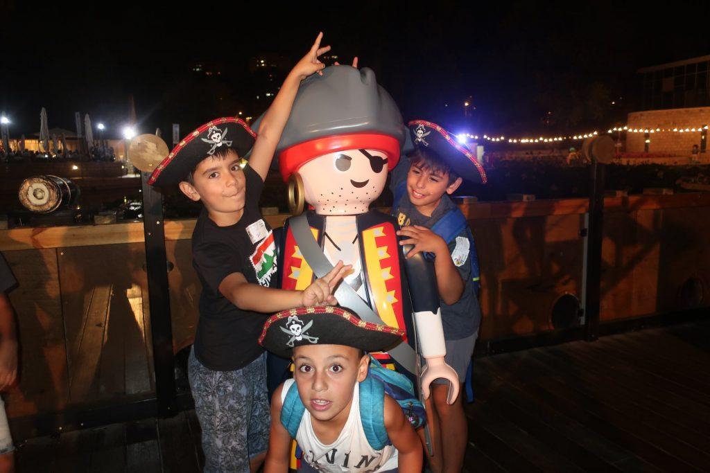 (פסטיבל פליימוביל בגן הבוטני (צילום: סיגל קליין)