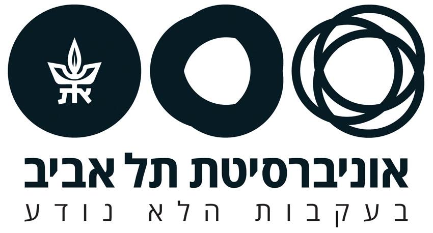 """לוגו אוניברסיטת ת""""א"""