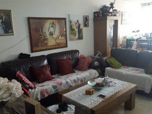 הדירה ברחוב קולומביה, קרית מנחם (צילום: נהוראי אבגי)