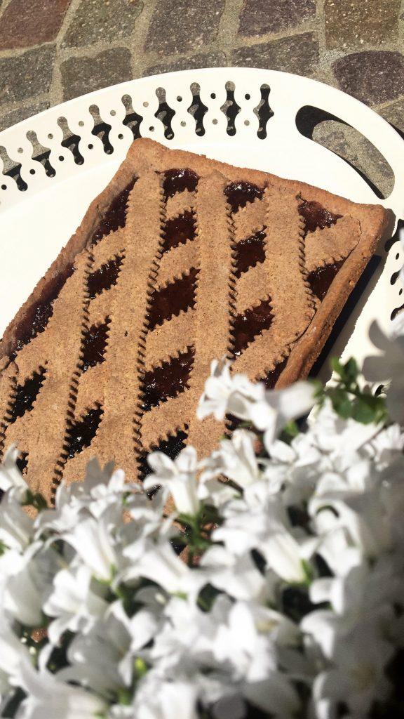 עוגת הריבה (צילום אלסייה קוליאני)
