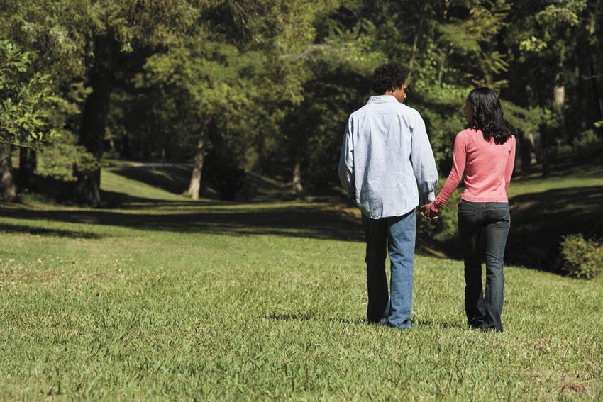 זוג צעיר (צילום אילוסטרציה: א.ס.א.פ קריאייטיב/INGIMAGE)