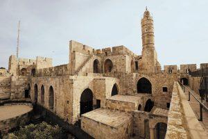 מוזיאון מגדל דוד (צילום: נפתלי הילגר)