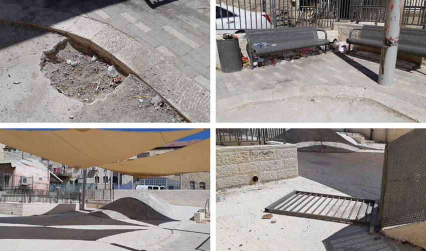 שכונת בית ישראל, השבוע (צילומים: שלומי כהן)
