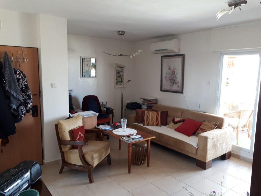 הדירה ברחוב הדולב, גילה (צילום: יחיאל שושן)