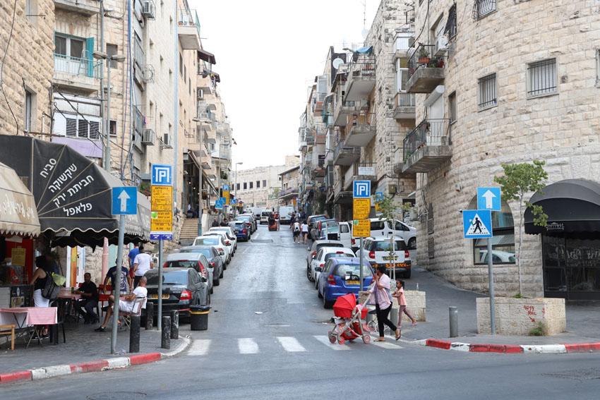 רחוב בית יעקב, שוק מחנה יהודה (צילום: שלומי כהן)