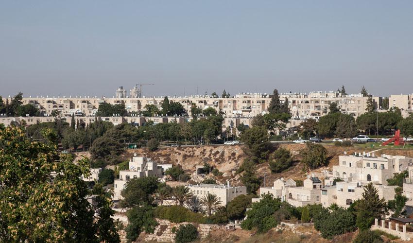שכונת גילה (צילום: אמיל סלמן)